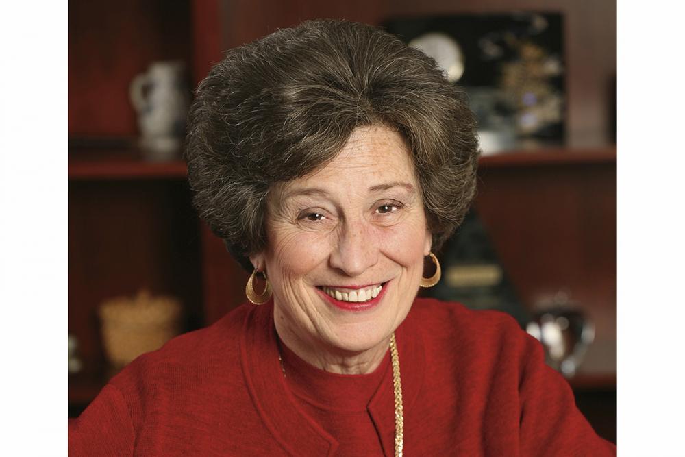 Principal Emeritus Karen Hitchcock