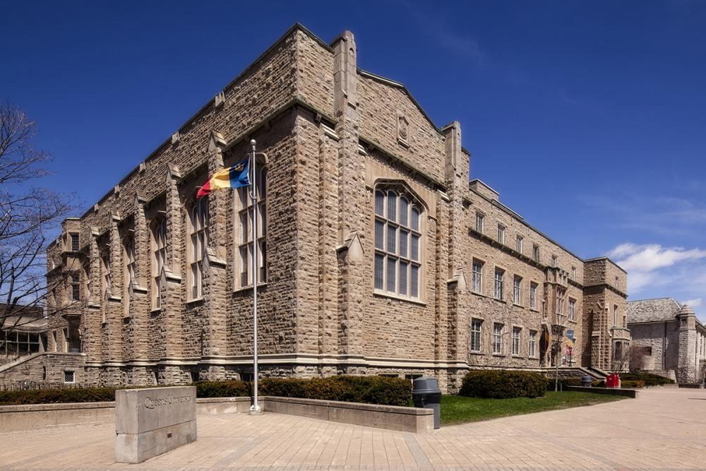 The John Deutsch University Centre (JDUC) has served as a central student hub on campus for more than 70 years and has been integral to the student experience at Queen's.