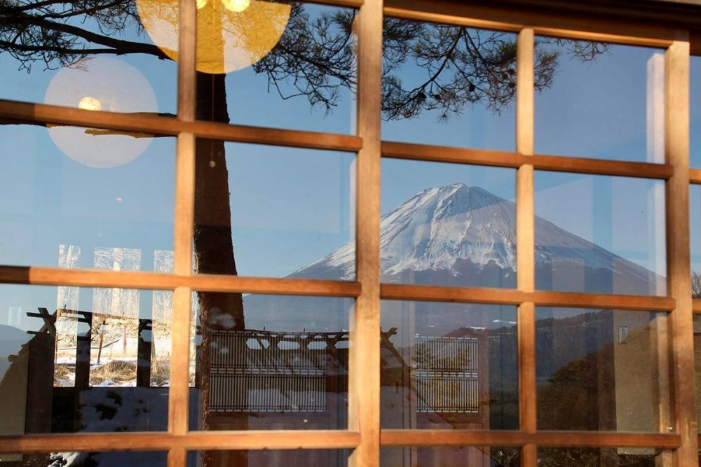 Overall Winner: Veronica Opreff – Mountain Reflection,