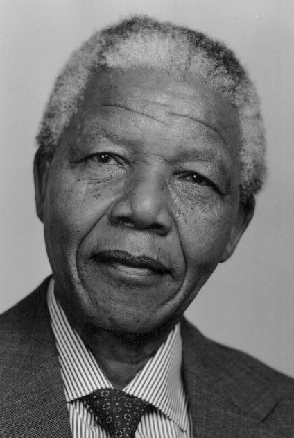 [Queen's honorary degree recipient Nelson Mandela]