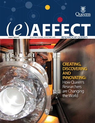 [Cover of new issue of (e)AFFECT]