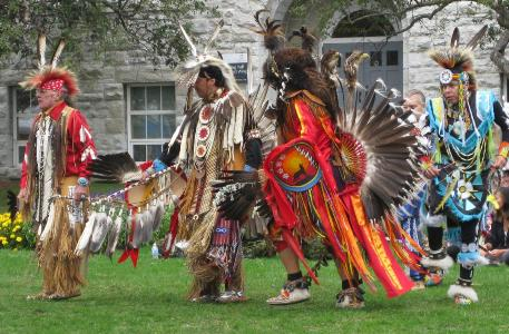 Celebration Showcases Aboriginal Traditions Queens Gazette - Canadian traditions
