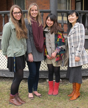 Students delve into Japan through interview project | Queen's ...