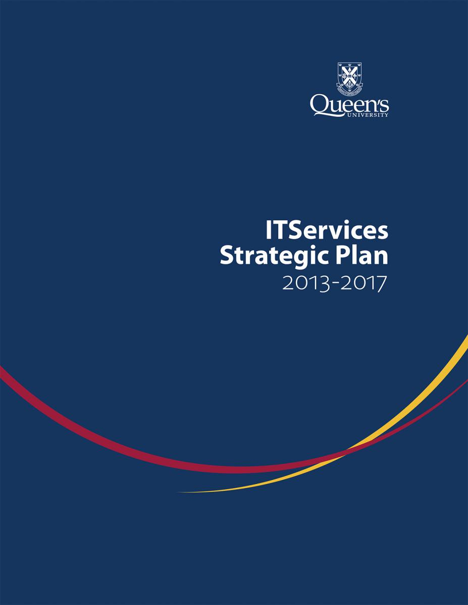 [ITS strategic plan cover]