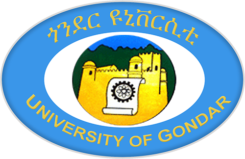 [University of Gondar logo]