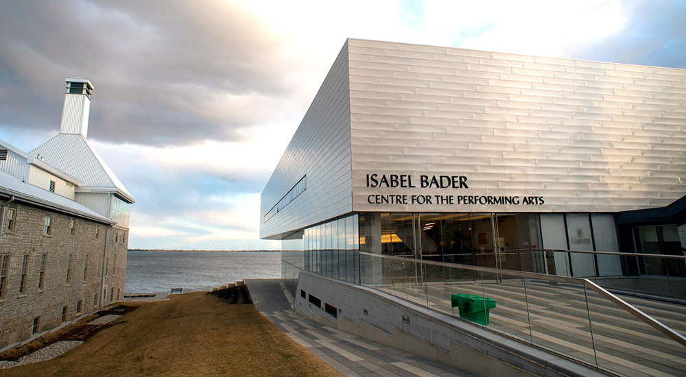 [The Isabel Bader Centre for Performing Arts]