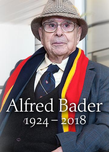 [Alfred Bader]