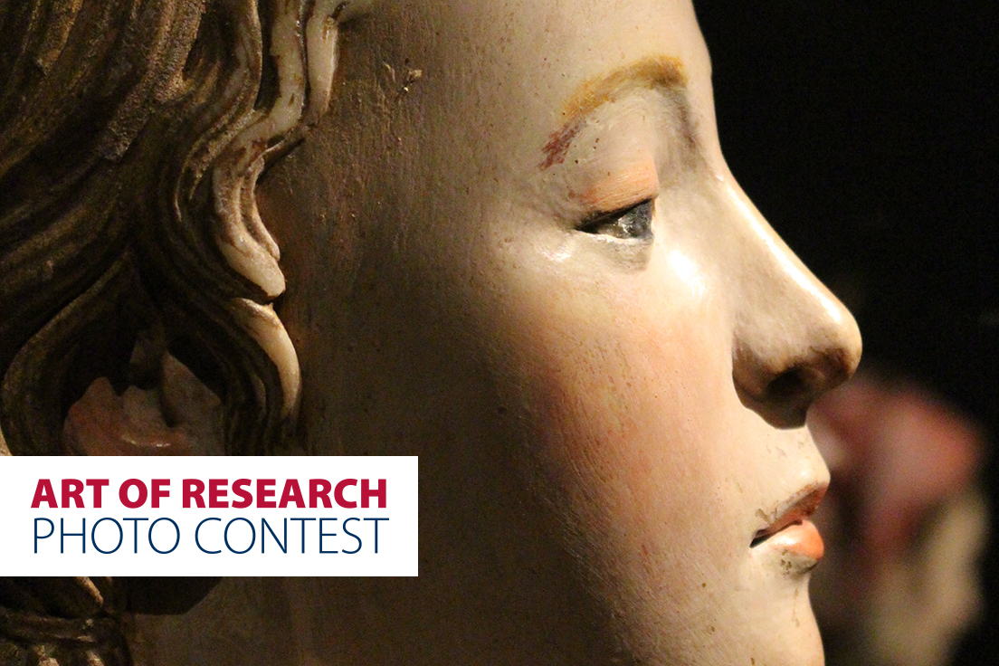 [Photo of a Renaissance statute - Art of Research Photo Contest]