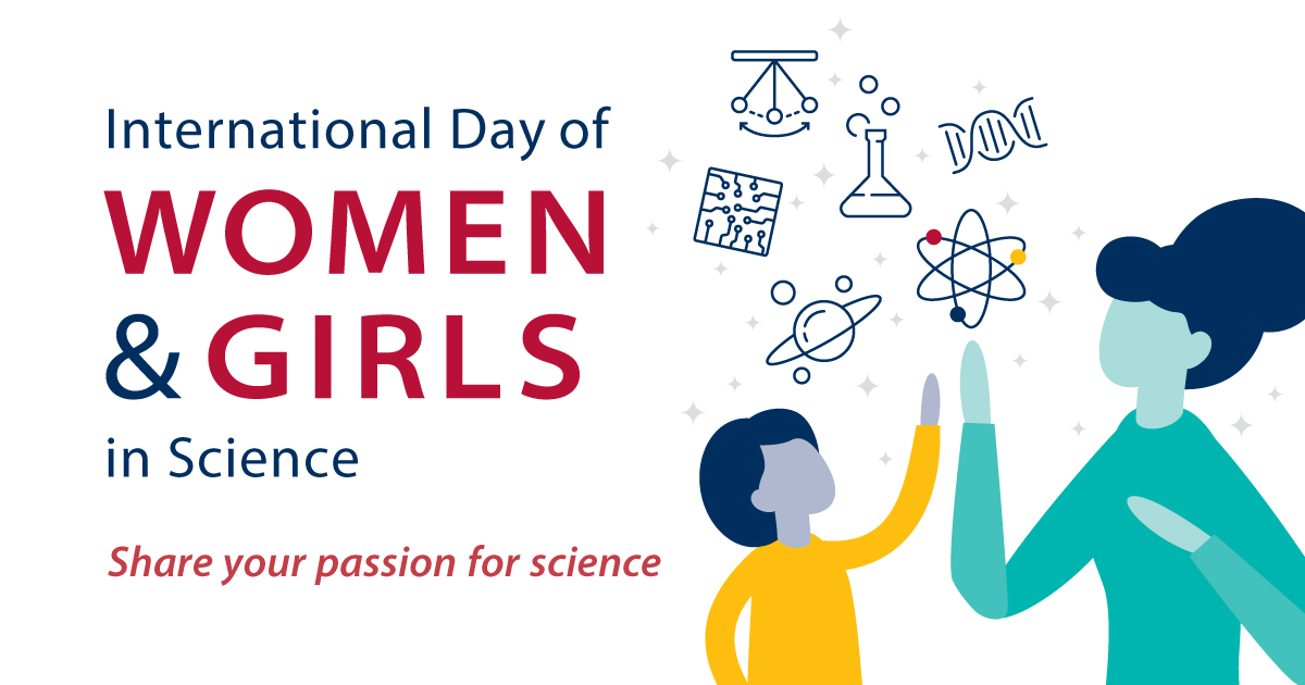 [International Day of Women and Girls in Science]