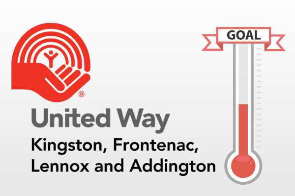 Help the Queen's United Way campaign reach its 2019 fundraising goal