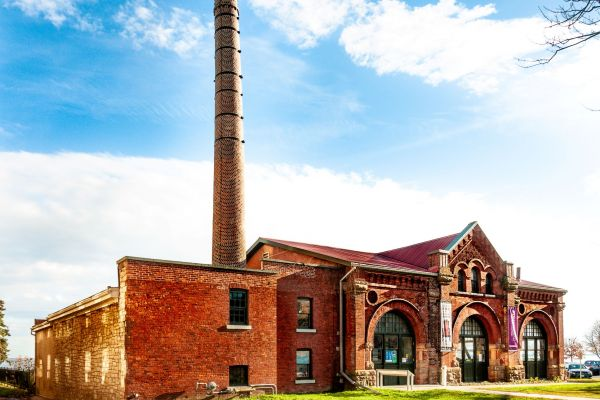 Image of the Kingston PumpHouse Steam Museum
