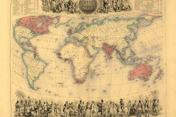 Topics in History: Modern Britain and the World