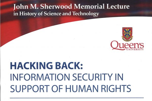 Hacking Back: Information Security in Support of Human Rights