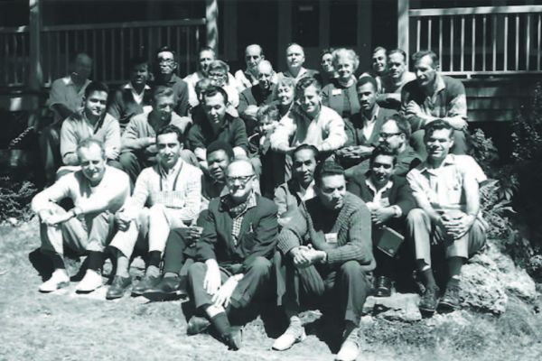 Diplomats off the Grid: Quaker Conferences for Peace on Grindstone Island, 1963-69