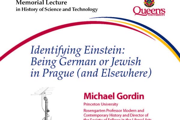 Identifying Einstein: Being German or Jewish in Prague (and Elsewhere)