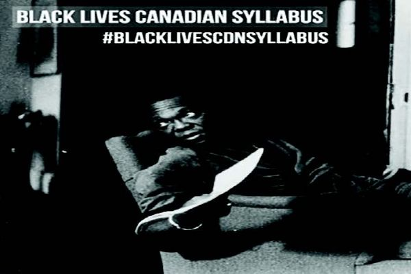 Critical Histories of Blackness in Canada