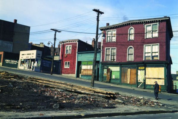 The View from Jacob Street: Reframing Urban Renewal in Postwar Halifax