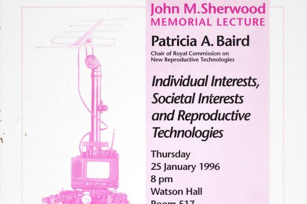 Individual Interests, Societal Interests and Reproductive Technologies