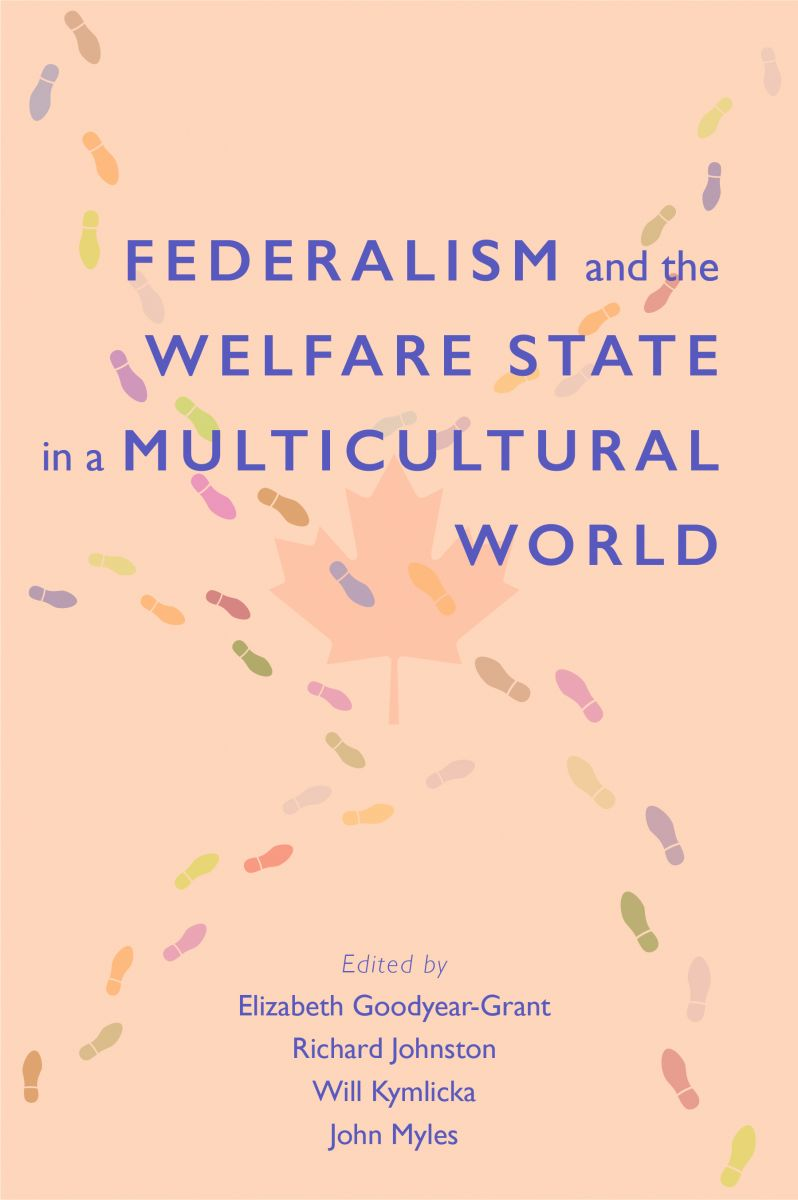 Federalism and the Welfare State book cover [JPG]