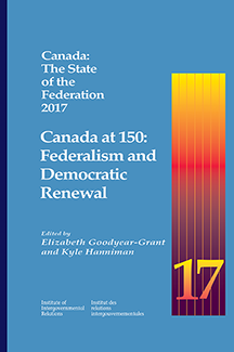 Canada at 150 book cover [JPG]