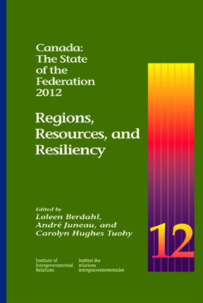State of the Federation 2012 book cover