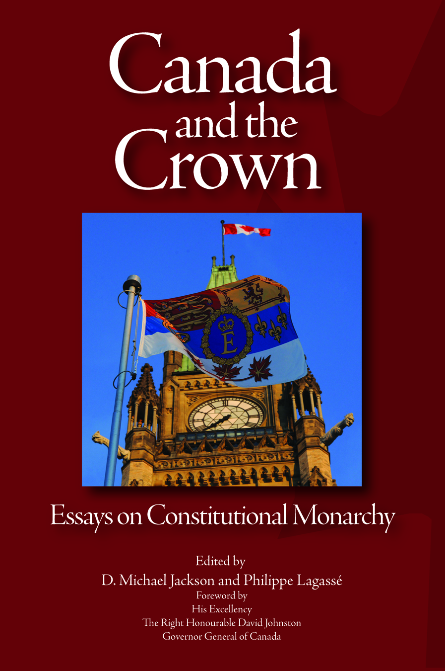 Canada and the Crown book cover [JPG]