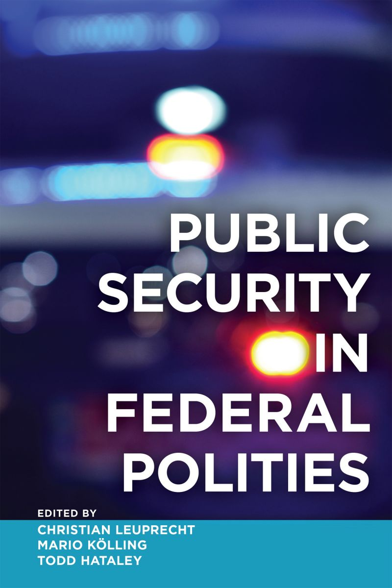 Public Security in Federal Polities book cover [JPG]