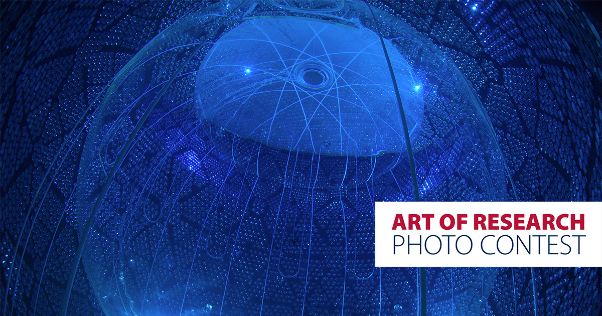 [Art of Research Photo Contest: Winning submission by Mark Chen]