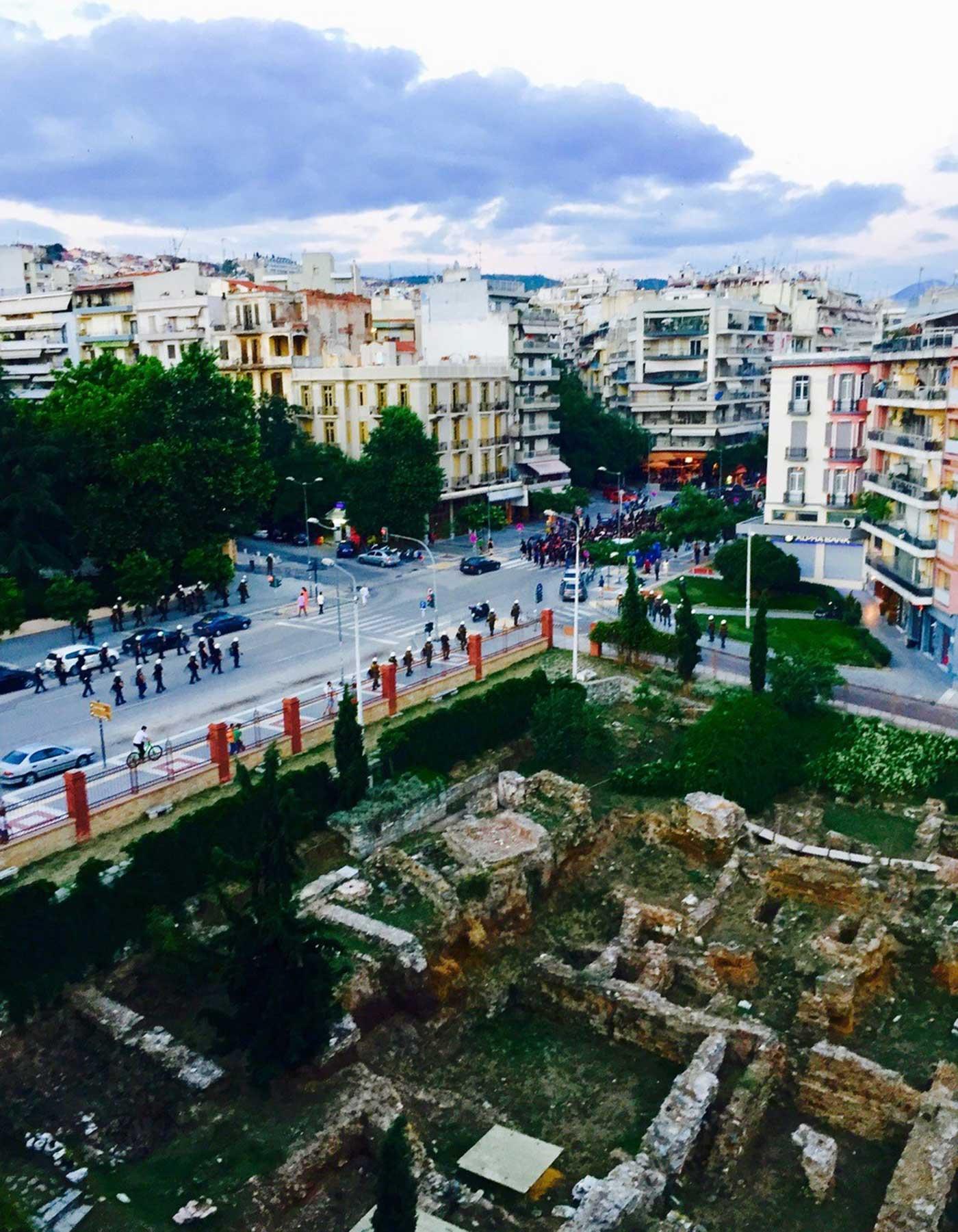 Antiquity, Austerity, Democracy