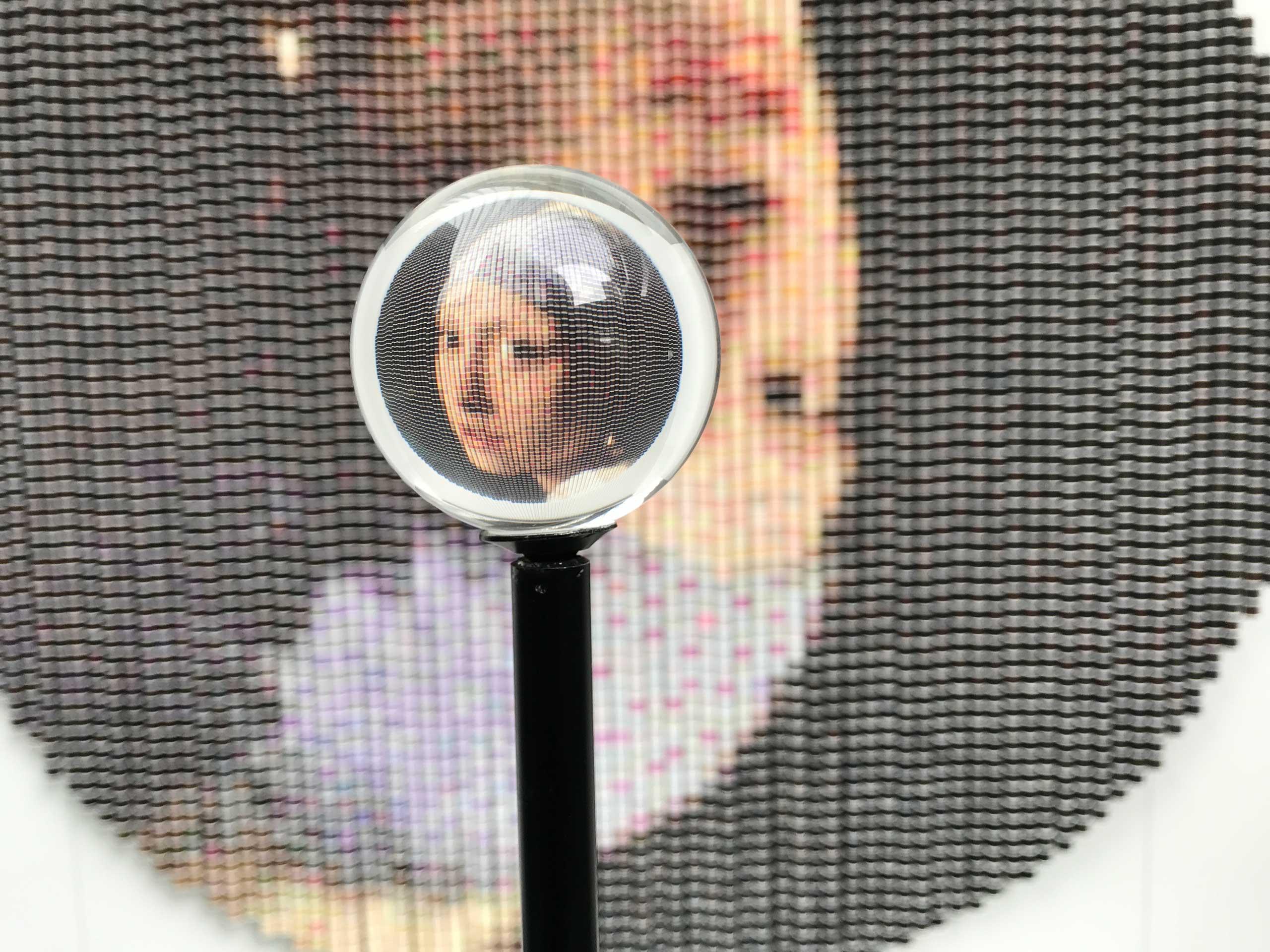 Unspooling Vermeer