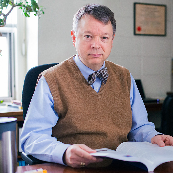 Dr. Jeffrey Giacomin