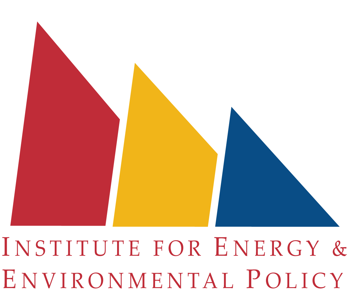 [Queen's Institute for Energy and Environmental Policy - logo]