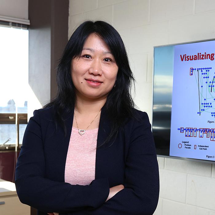 [Dr. Ying Zou]