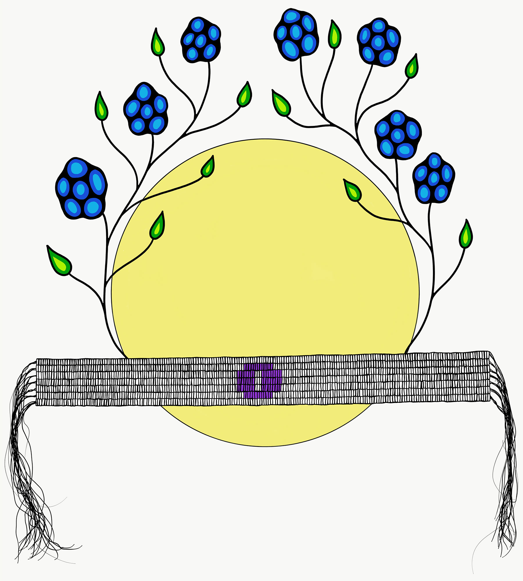 [wampum illustration]