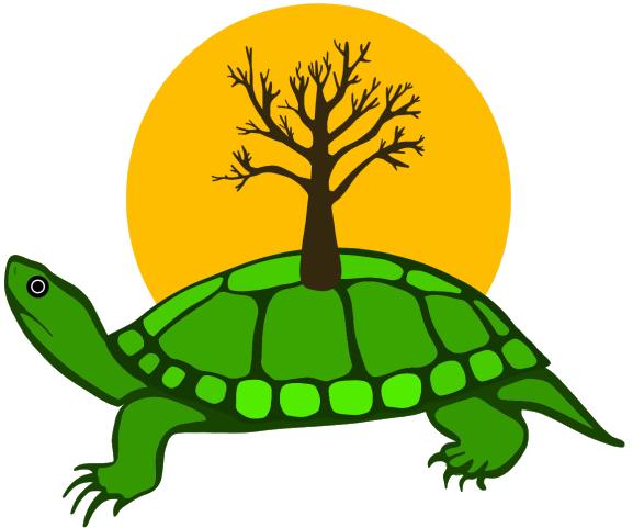 [turtle island emoji]