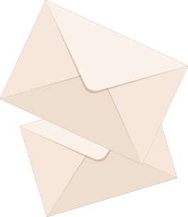 [Images of envelopes]