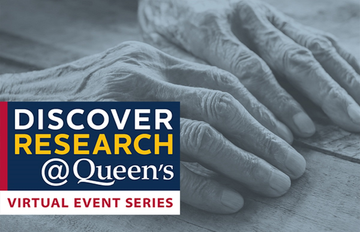 Discover Research@Queen's - Virtual Event Series