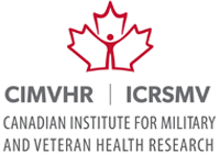 [The Canadian Institute for Military and Veteran Health Research (CIMVHR)  -logo]