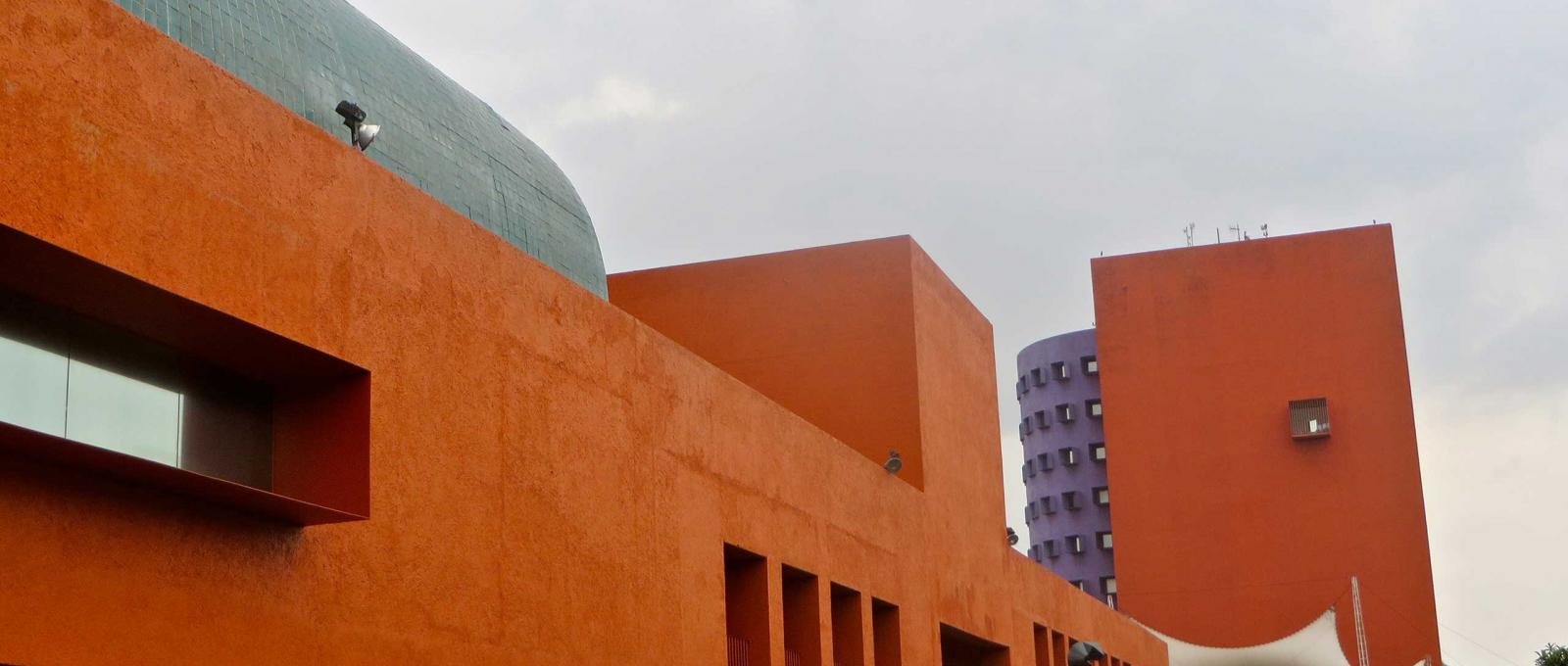 Centro Nacional de las Artes in Mexico City
