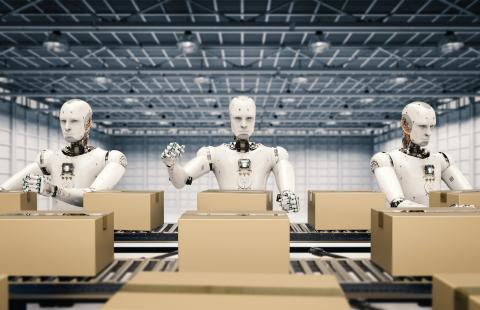 The robot revolution is here: How it's changing jobs and businesses in Canada