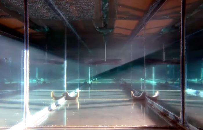 [OTTER lab water tank]