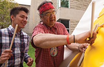 [Opportunities for Aboriginal Students]