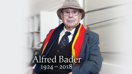 [Alfred Bader: Celebration of an Extraordinary Life - video]