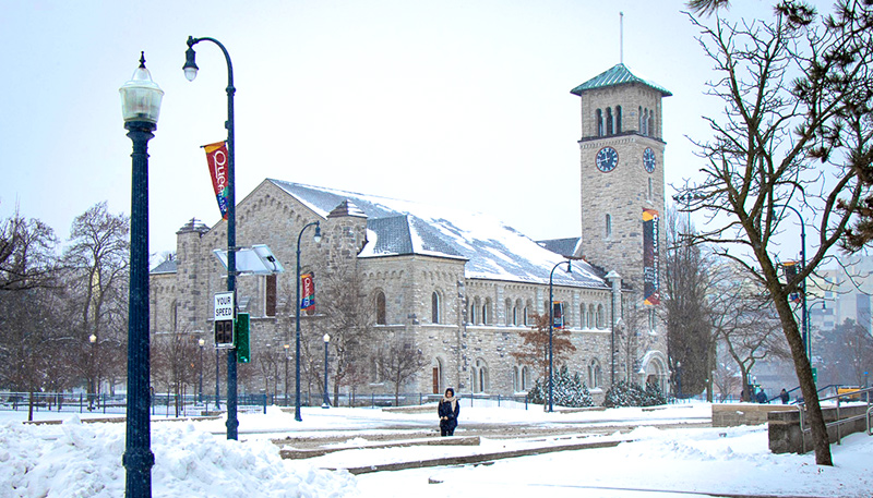 [Grant Hall at Queen's University]