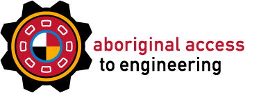 Aboriginal Access to Engineering logo