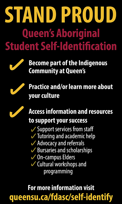 [Why Self-Identify poster]