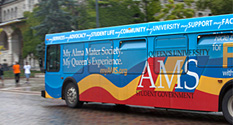 [photo of painted bus - AMS]