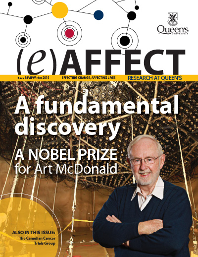 (e)Affect magazine cover