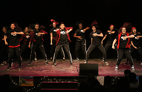 [FLOW Dance Crew at ACSA Culture Show]