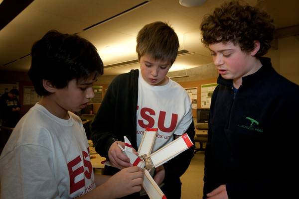 SEEDS Wind Turbine Engineering
